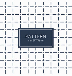 Clean minimal pattern background vector