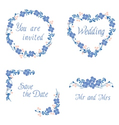 Wedding vector