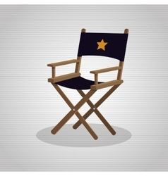 Movie icon design vector