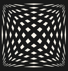 geometric checkered pattern seamless texture vector image vector image