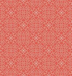 Geometrical pattern vector