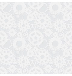 Abstract gears - seamless texture vector