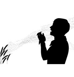 Hay fever vector