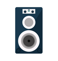 Musical speaker audio stereo vector
