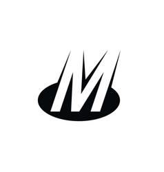Overlapped initial letter logo logotype theme vector