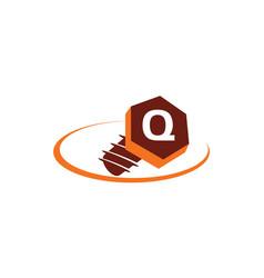 Industrial solutions initial q vector