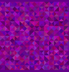 Triangle mosaic pattern background - graphic vector