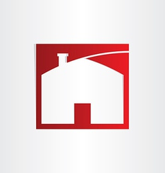 Sweet home icon design vector