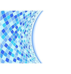 halftone background - tiles vector image vector image