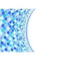 halftone background - tiles vector image