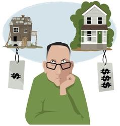 Homebuyer choice vector
