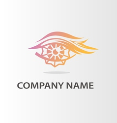 Fiery logo vector