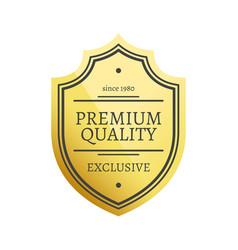 premium quality exclusive vector image