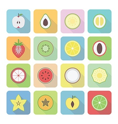 Fruiticon vector