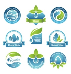 Water set2 vector