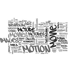 What is movie and movie history text word cloud vector