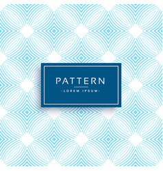 Stylish blue line pattern texture background vector