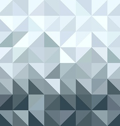Silver metal elegant geometry seamless pattern vector