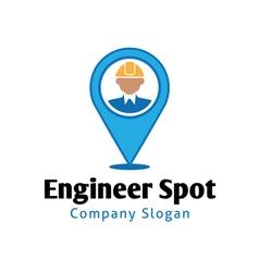 Spot design vector