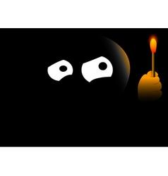 Darkness vector