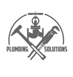 Logo water gas engineering plumbing vector