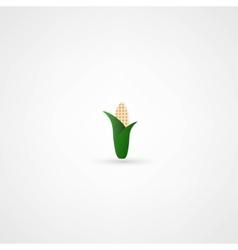 Corn icon vector