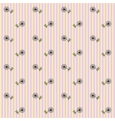 Floral pattern 8 vector