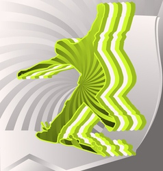modern sports vector image vector image