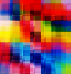 Abstract colorful background with geometrical vector image