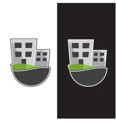 logo company vector image vector image