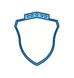 badge emblem symbol vector image