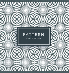 Abstract line pattern style texture background vector
