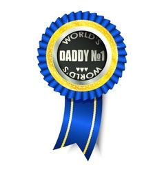 Daddy no 1 vector