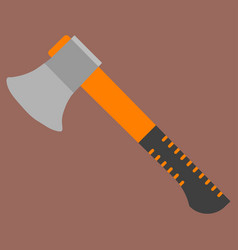 picture of axe vector image vector image