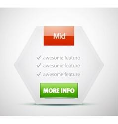 web box vector image