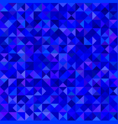 Abstract triangle mosaic background - graphic vector