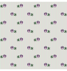 Floral pattern 9 vector