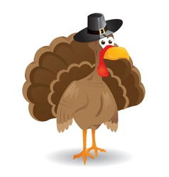 Jewish turkey vector