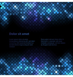 Shiny background with sequins vector