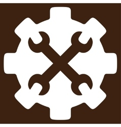 Service tools icon vector
