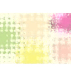 Colorful pattern vector image vector image