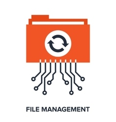 File management vector