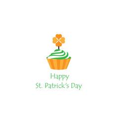 Simple of patricks day symbol vector