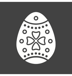 Easter egg i vector