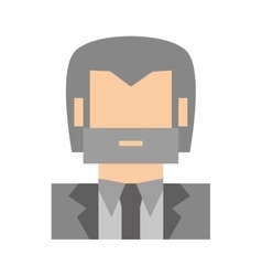 People businessman icon image vector