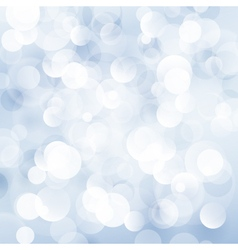 Soft bright abstract bokeh background vector
