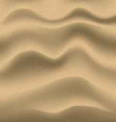 Smooth Sand Background vector image