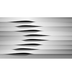 Abstract background of horizontal reinforced vector