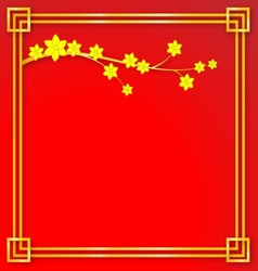 Happy chinese new year background vector