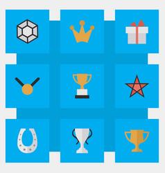 Set of simple achievement vector